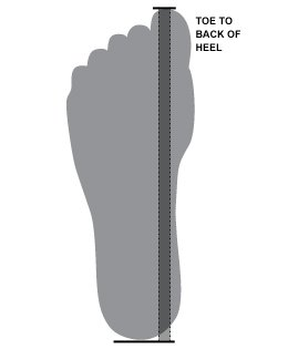 Footwear Size Charts