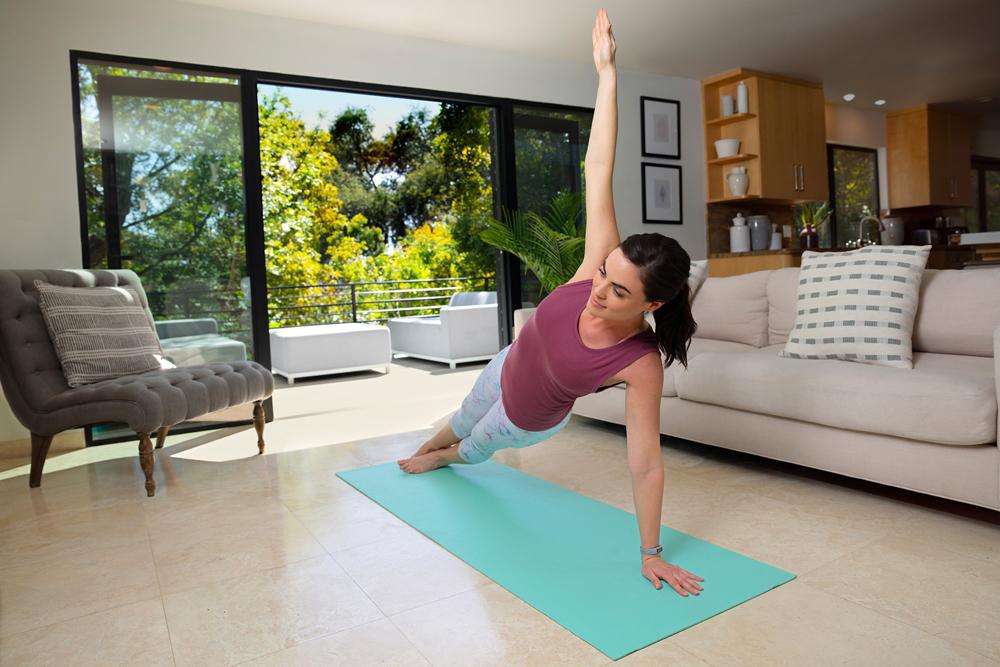 Garmin vivosmart 4 - Yoga